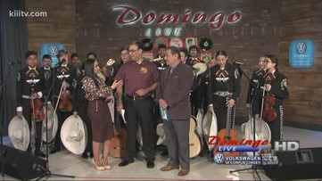 Tuloso Midway Middle School Mariachi Interview