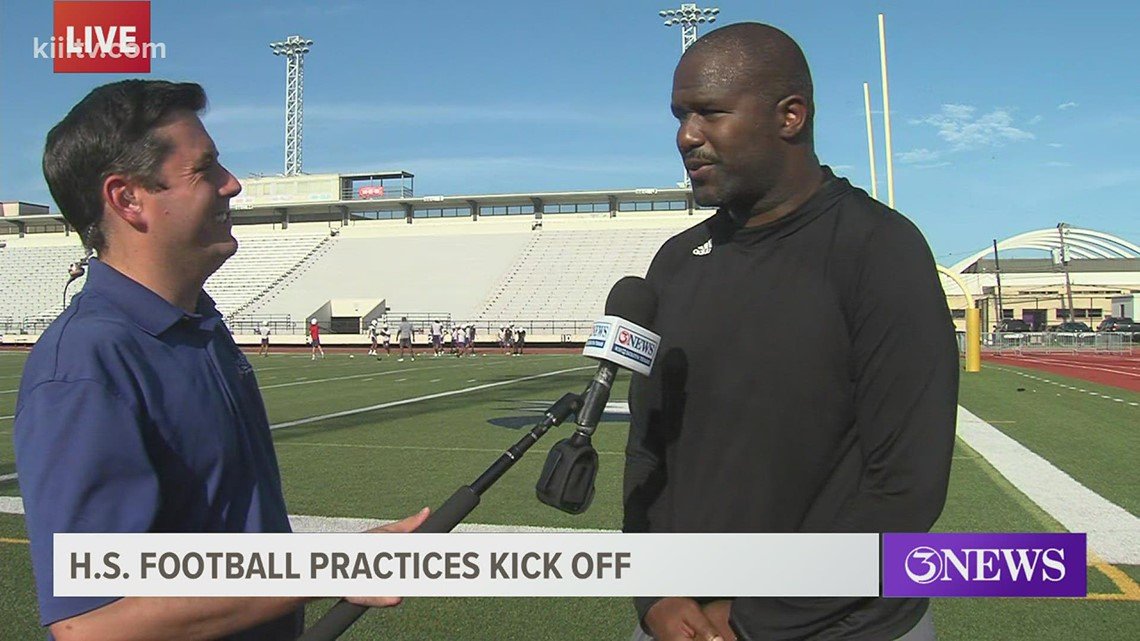 Miller Coach Justen Evans talks about the Bucs' prospects this season - 3Sports