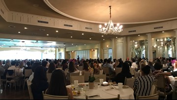 2019 Coastal Bend Community Foundation scholarship brunch