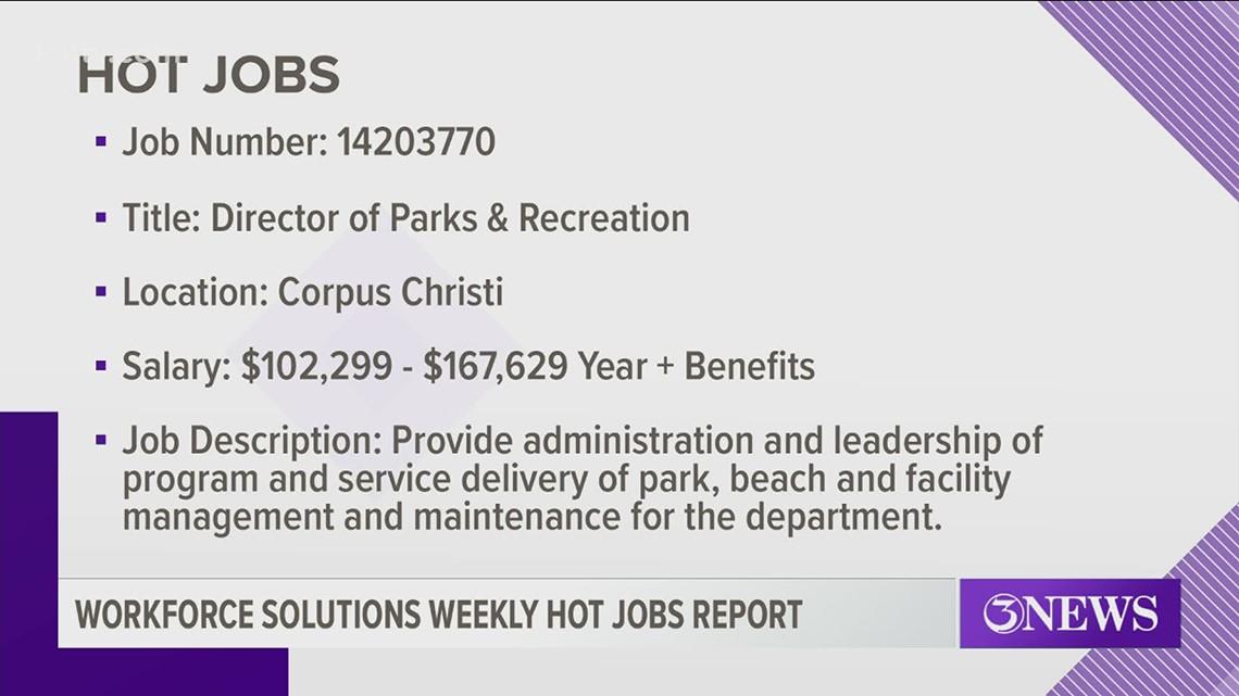 Hot Jobs: October 6, 2020