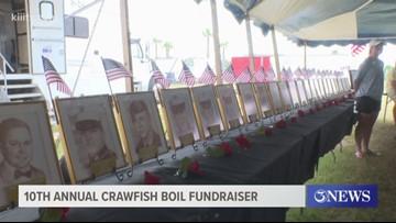 10th Annual Crawfish Boil Fundraiser