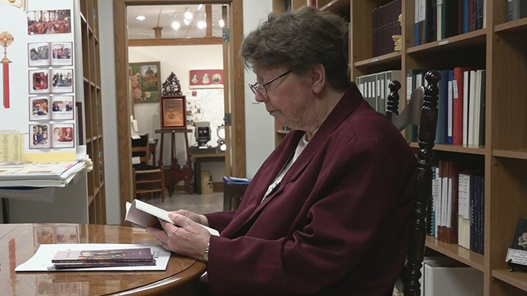 Composer creates music out of poems written by a Corpus Christi nun