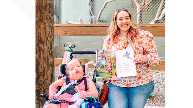 Corpus Christi native publishes book to help normalize disabilities, becomes best selling author