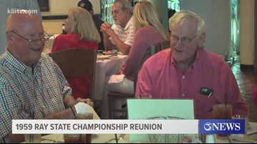 60th Anniversary of Ray's 1959 Football State Championship - 3Sports