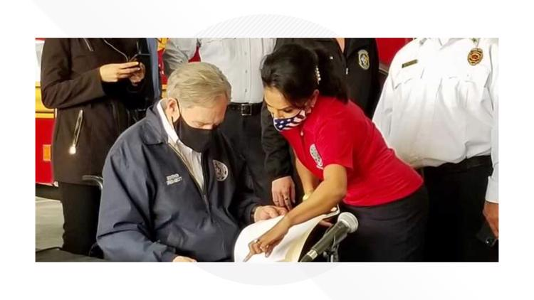 Governor Abbott announces new statewide COVID-19 vaccine effort for homebound residents in Texas