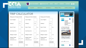 CCIA hoping to increase demand for local flights with trip calculator