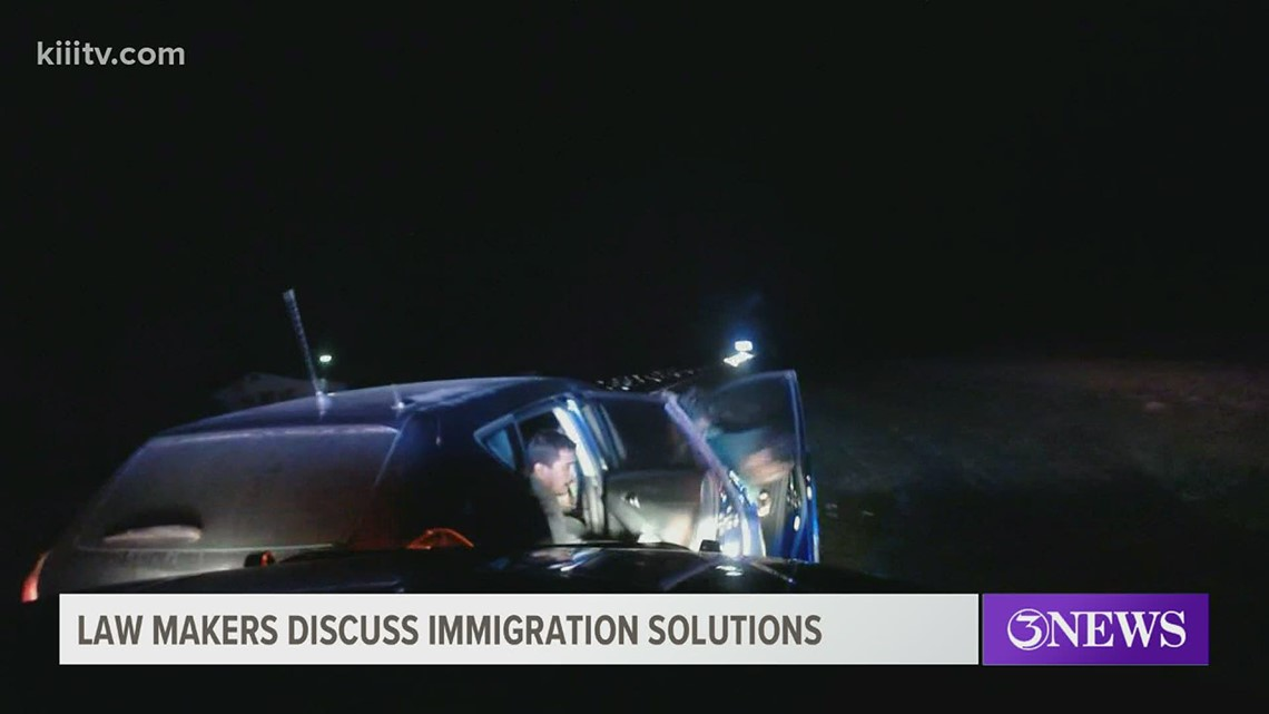South Texas congressman believes cartel has made more than $1 billion this year bringing migrants across the U.S. border