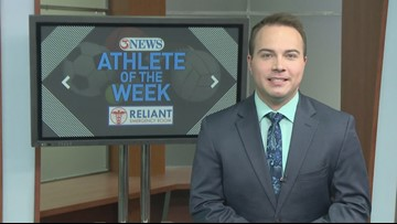 Athlete of the Week - Vets' Mark Pelaez