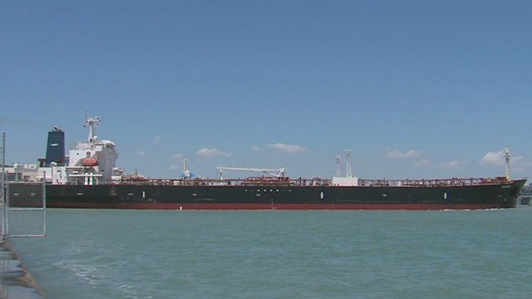A look at the latest financial numbers for the Port of Corpus Christi