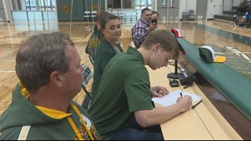 Local athletes on National Signing Day
