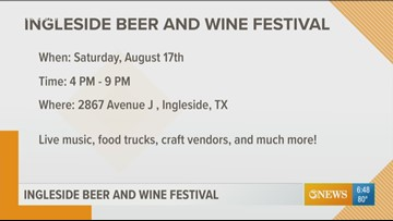 Ingelside toasts to annual Beer and Wine Festival