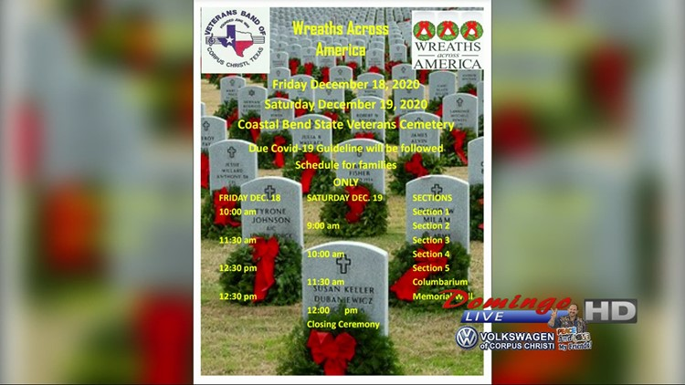 Domingo Live: Wreaths Across America