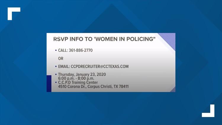 Women In Policing Seminar