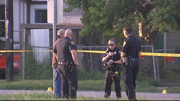 Teenage girl sent to the hospital after drive-by shooting