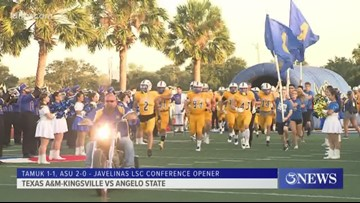 Javelinas dominated at home by Angelo State - 3Sports