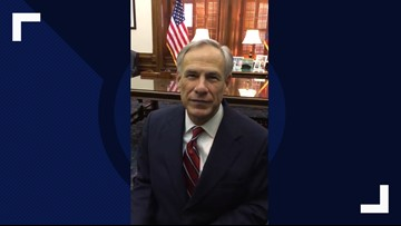 Governor Greg Abbott congratulates Premont ISD in Facebook video