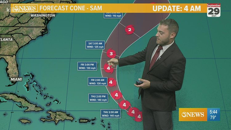 Joe DeCarlo Tropical Update 09-29-2021