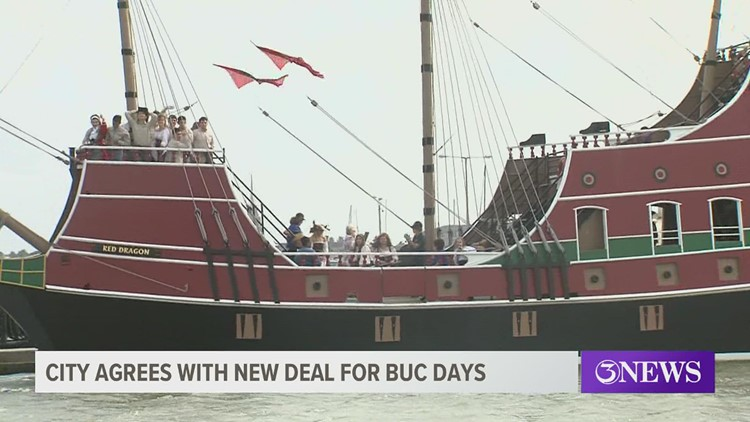 City comes to agreement with Buccaneer Commission, reasonable terms set