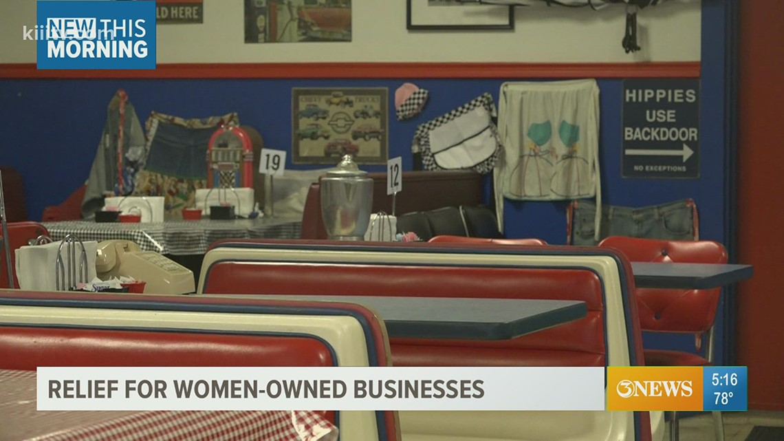 Women-owned businesses could receive economic relief
