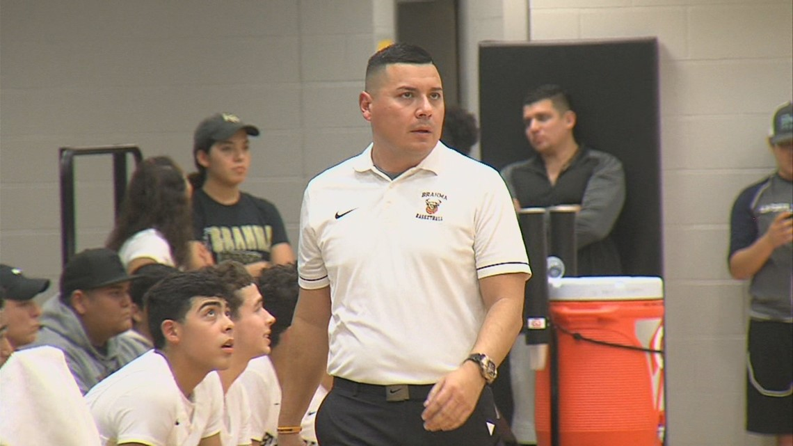 Tres Garcia taking over as Tuloso-Midway's boys basketball head coach