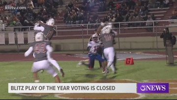Alice's Salas wins Blitz Play of the Year