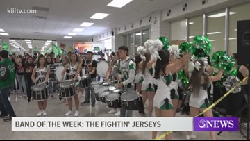 Blitz Band of the Week: Falfurrias Jerseys