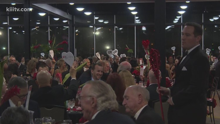 Annual ball raises awareness of heart disease and stroke