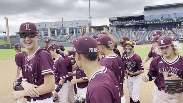 London Pirates win 3A State Semifinal after beating Brock 7-2
