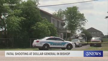 Fatal shooting at Dollar General in Bishop, TX