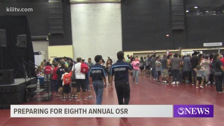 Organizers prepare for Saturday's Operation Safe Return