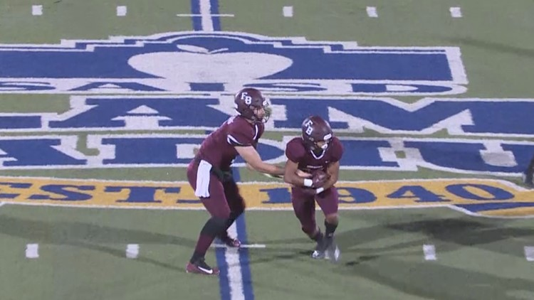 Flour Bluff leads throughout in win over San Antonio Southside