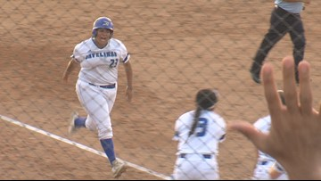 Texas A&M-Kingsville softball wins first ever Super Regional game