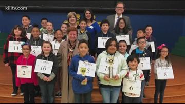 Top speller named at Mary Helen Berlanga Elementary School