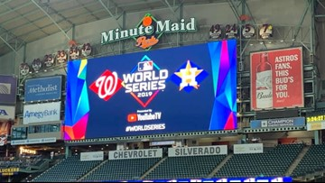3Sports preview of World Series Game 2 at Minute Maid Park