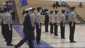 Military Matters: Miller High School NJROTC Inspection