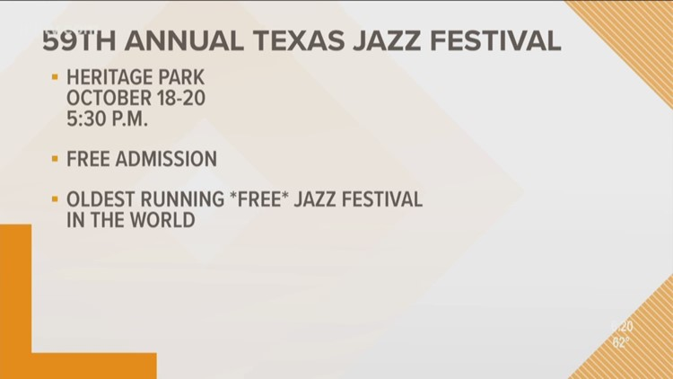 59th Annual Texas Jazz Festival