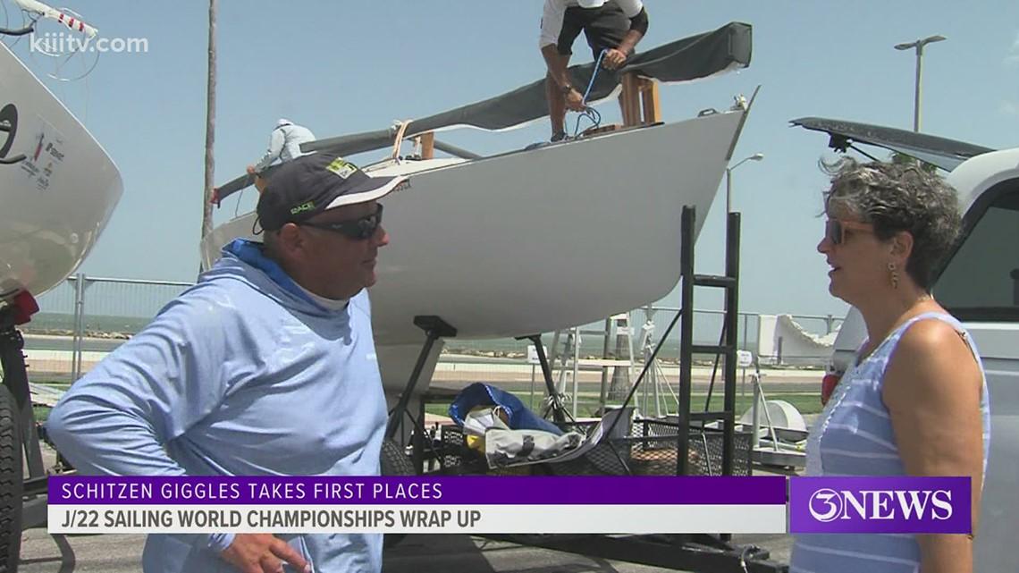 Sailing J/22 Championship wraps up - 3Sports