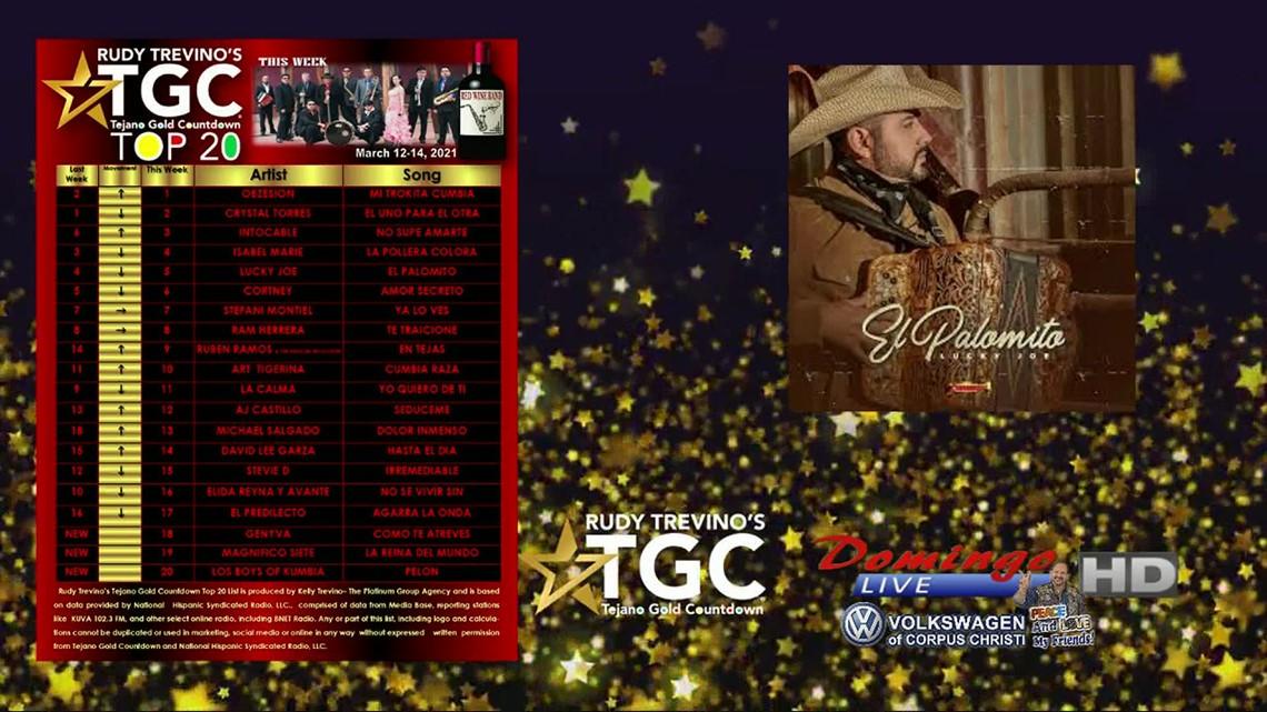 Domingo Live: Tejano Gold Countdown Top 5