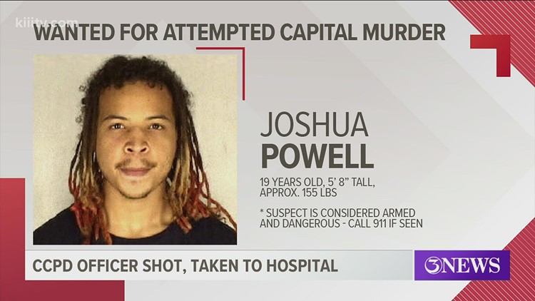 Officer identified after being shot at Marbella Apartment Homes, suspect still on the loose