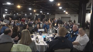 Corpus Christi residents gather for 'Breakfast with the Chief' event