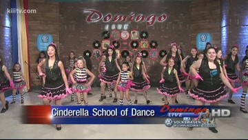 "Cinderella School of Dance ""Kid In A Candy Store"""