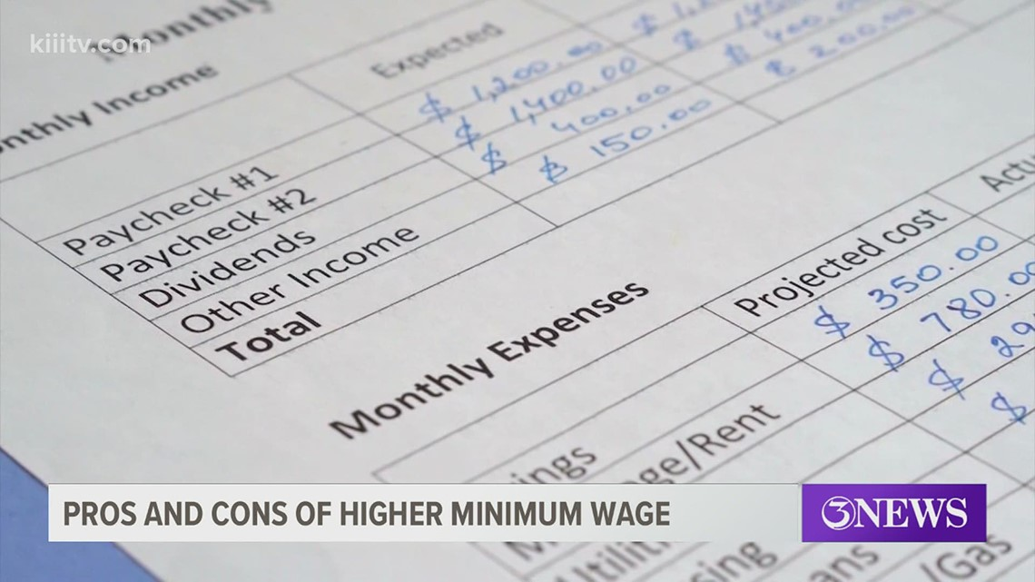 The pros and cons of raising minimum wages to $15 an hour, experts weigh in
