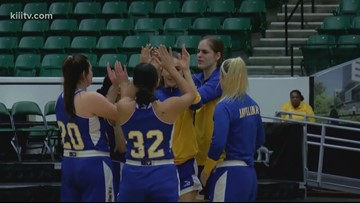 Javelinas Women's Basketball drops Lone Star Conference Tournament opener - 3Sports