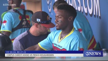 Hooks dominate the RoughRiders - 3Sports