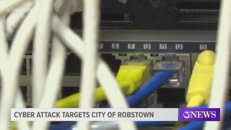 City of Robstown still working to recover evidence lost in ransomware attack