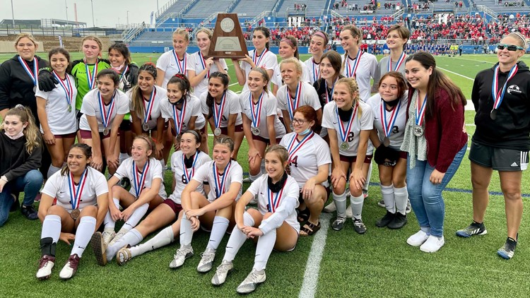 Calallen girls soccer team falls to Midlothian Heritage 6-0 in the 4A State Championship
