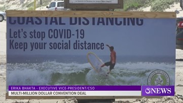 Skills USA Texas Convention signs 3 year deal to host event in Corpus Christi