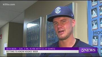 Catching up with Hooks' Seth Beer - 3Sports