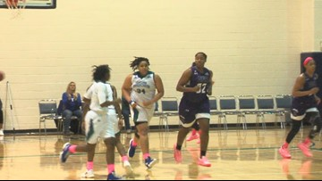 Islander women hand SFA first Southland loss