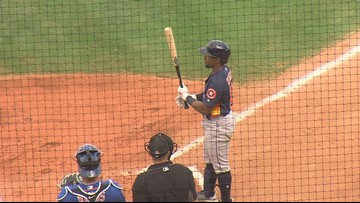 Astros/Hooks Spring Training Camp Report: Utility Players
